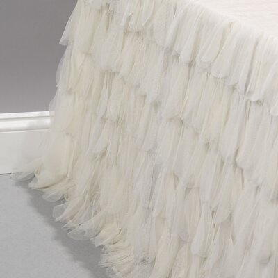 Chichi Bed Skirt Size: King