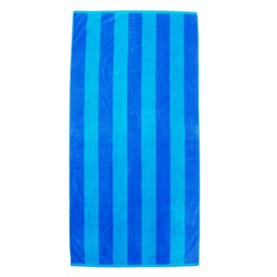 Stripe Pool Beach Towel