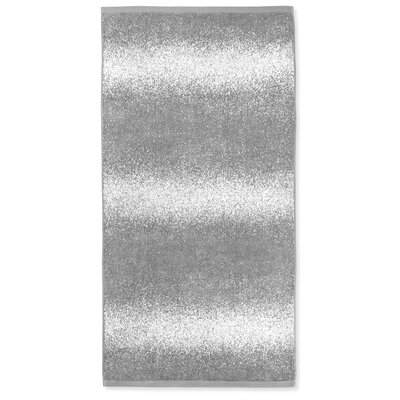 Charcoal Ombre Terry Bath Towel