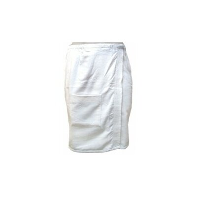 Body Wrap Color: White
