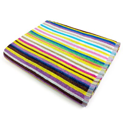 Candy Stripe Oversized Beach Towel