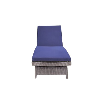 Exquisite Rosarita Chaise Lounger Cushion Product Photo