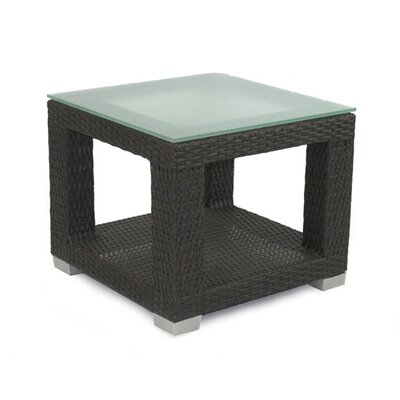 Signature End Table with Tempered Glass Top SB-ETG
