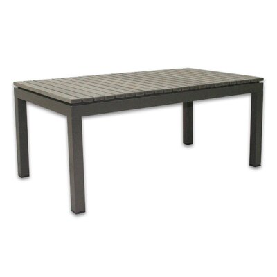 Marina Coffee Table Finish: Gray