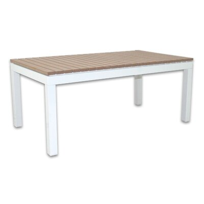 Marina Coffee Table Finish: White