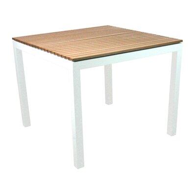 Marina Dining Table II Finish: White