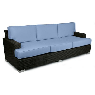 Signature Sofa with Cushions Fabric: Sailor
