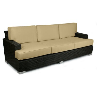 Signature Sofa with Cushions Fabric: Dijon