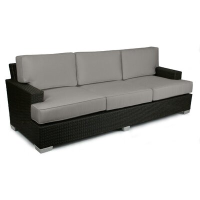 Signature Sofa with Cushions Fabric: Graphite