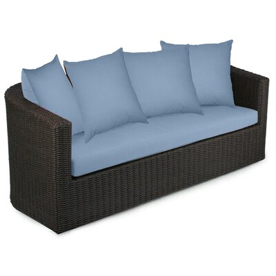 Palomar Sofa with Cushions Fabric: Sailor
