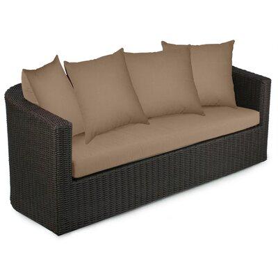 Palomar Sofa with Cushions Fabric: Sierra