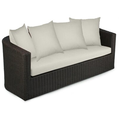 Palomar Sofa with Cushions Fabric: Eggshell
