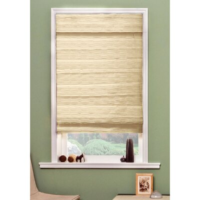 Charming Privacy Roman Shade Color: Nicole, Size: 39 W x 64 L x 2 D