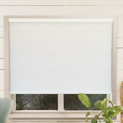 Pratt Room Darkening Cellular Shade Size: 24 W x 64 L