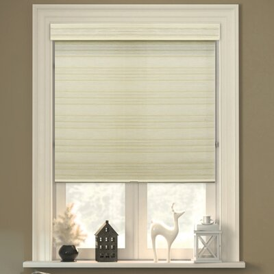 Free-Stop Cordless Roller Shade Size: 36 W x 72 L