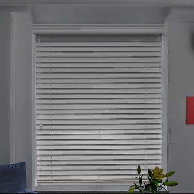 Real Wood Venetian Blind