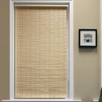 Chaves Continous Roller Shade Size: 39 W x 64 L, Color: Sand