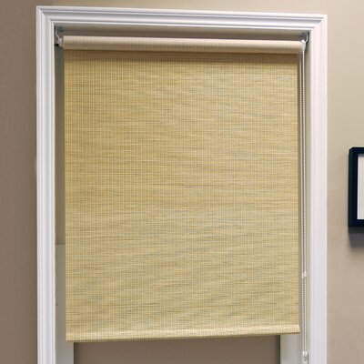 Chicology pr066 lattice natural woven roller blind for 18 inch window blinds