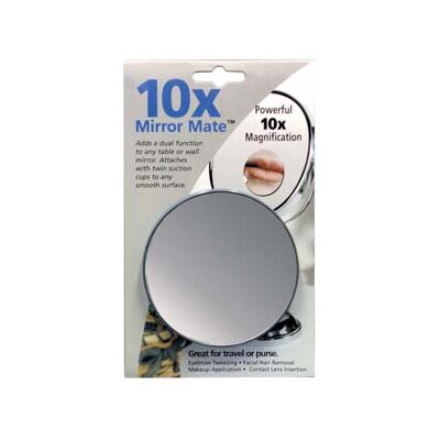 Mirror Mate with Suction Cups FL-10MM