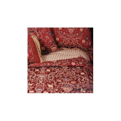 Royal Jardin Sheet Set Size: Twin