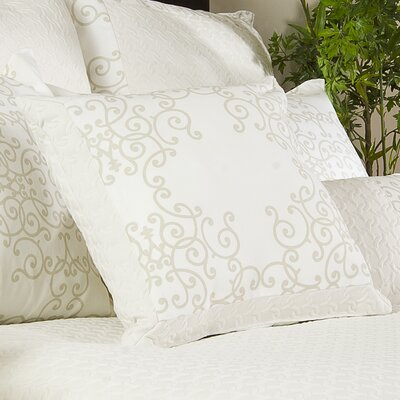 Aria Linen Throw Pillow