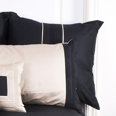Tux Cushion Throw Pillow Color: Taupe