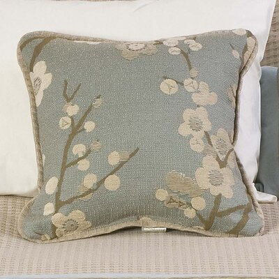 Nobu Cotton Throw Pillow