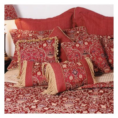 Royal Jardin Duvet Cover Size: Queen