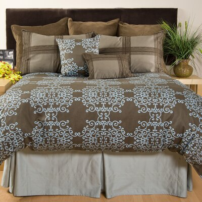 Logan Duvet Cover Size: Twin