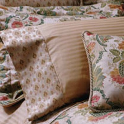 Hazelton Pillowcase Size: King