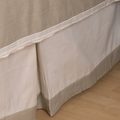 Kaitlin Bed Skirt Size: King