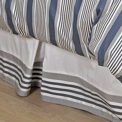 Tod Bed Skirt Size: King