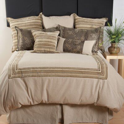 Avanti Duvet Cover Size: King