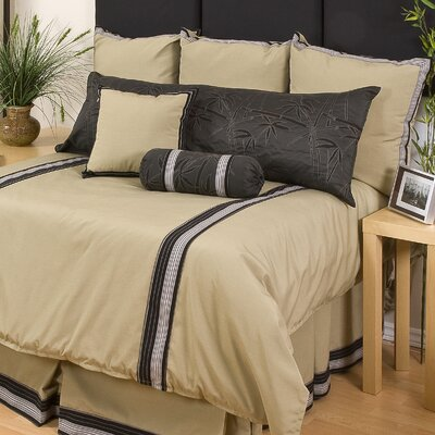 Aiko Duvet Cover Size: King