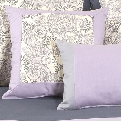 Leila Cotton Throw Pillow