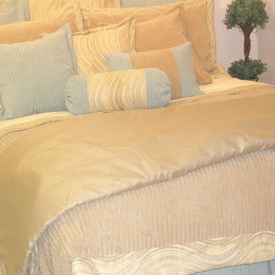 Haven Duvet Cover Fabric: Faux Suede, Size: Super King