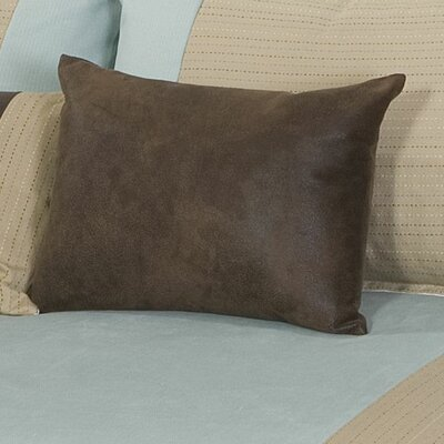 Colby Cotton Boudoir/Breakfast Pillow Color: Robins Egg Blue
