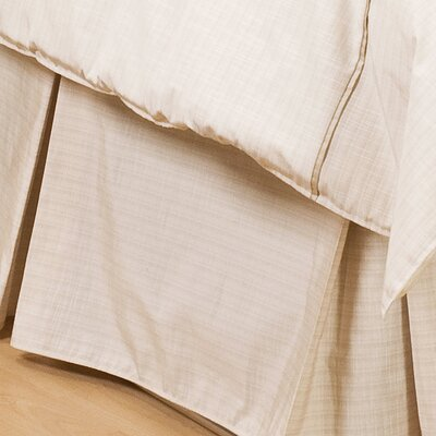 Carlton Bed Skirt Size: Full