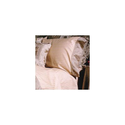 Lexington Sham Size: King, Fabric: Stripes