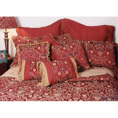 Royal Jardin Bed Skirt Size: Twin