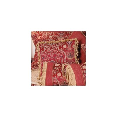 Royal Jardin Tassel Throw Pillow