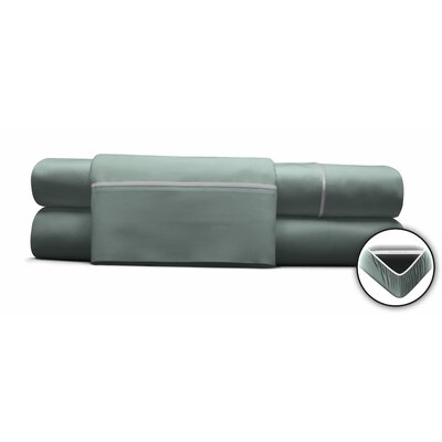 DreamFit 260 Thread Count Sheet Set - Size: Split King, Color: Sea Gaze at Sears.com