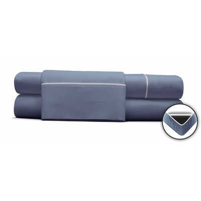 DreamFit 260 Thread Count Sheet Set - Size: Split King, Color: Windrift Blue at Sears.com