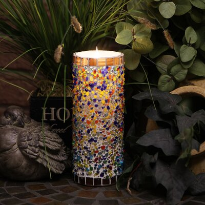 Solare Flameless Candle FLA-SOL3D-3.8SS