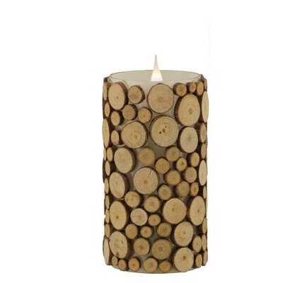 Solare Flameless Candle FLA-SOL3D-3.6WD