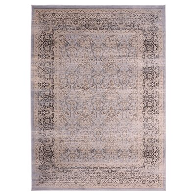 Jas Light Brown Area Rug Rug Size: 76 x 910