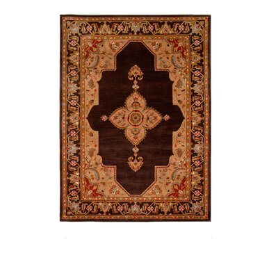Tempest Maroon Area Rug Rug Size: 8 x 11