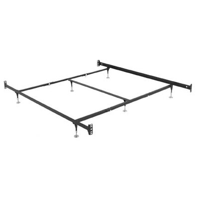 Bed Frame System Size: Queen/King