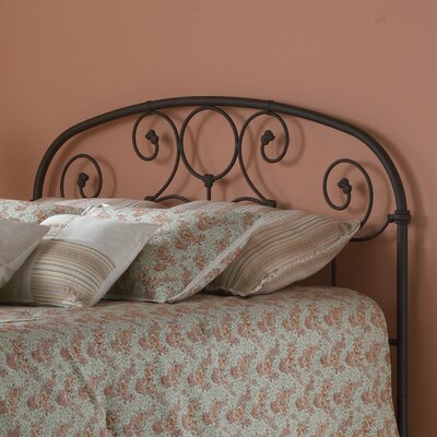 Rent to own Grafton Metal Headboard Size: Full...