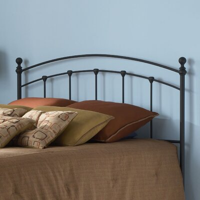 Lease to own Sanford Metal Headboard Size: King...
